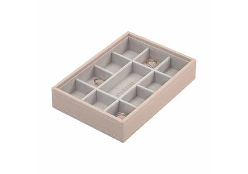 STACKERS Mini 11-Box | Blush & Grey