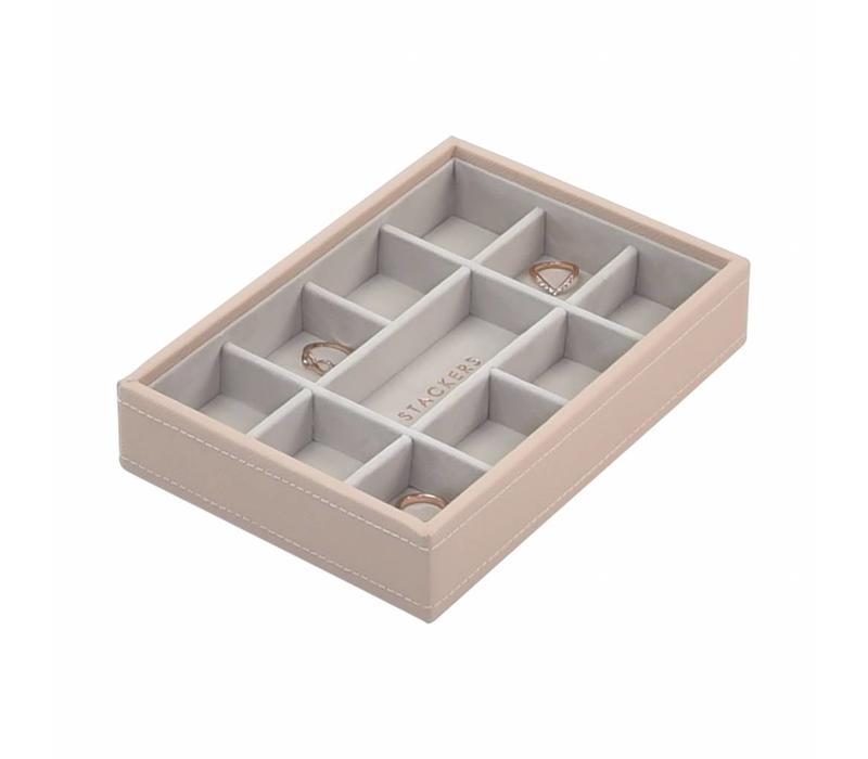 Mini 11-Box | Blush & Grey