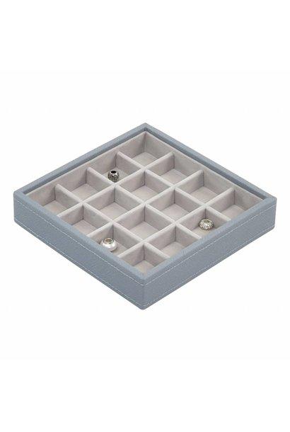 Charm 16-Box | Dusky Blue & Grey