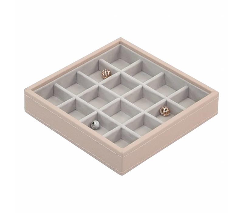 Charm 16-Box | Blush & Grey