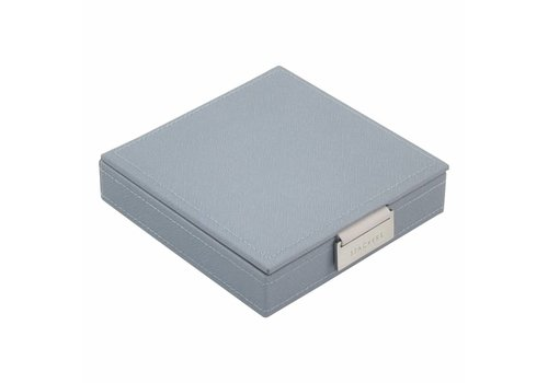 STACKERS Charm Top-Box | Dusky Blue & Grey