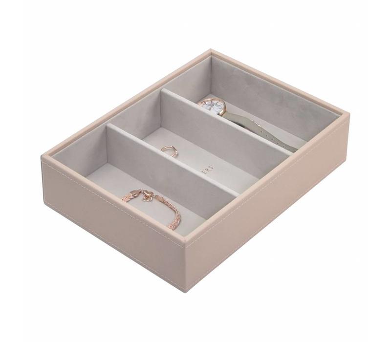 Classic 3-Box | Blush & Grey