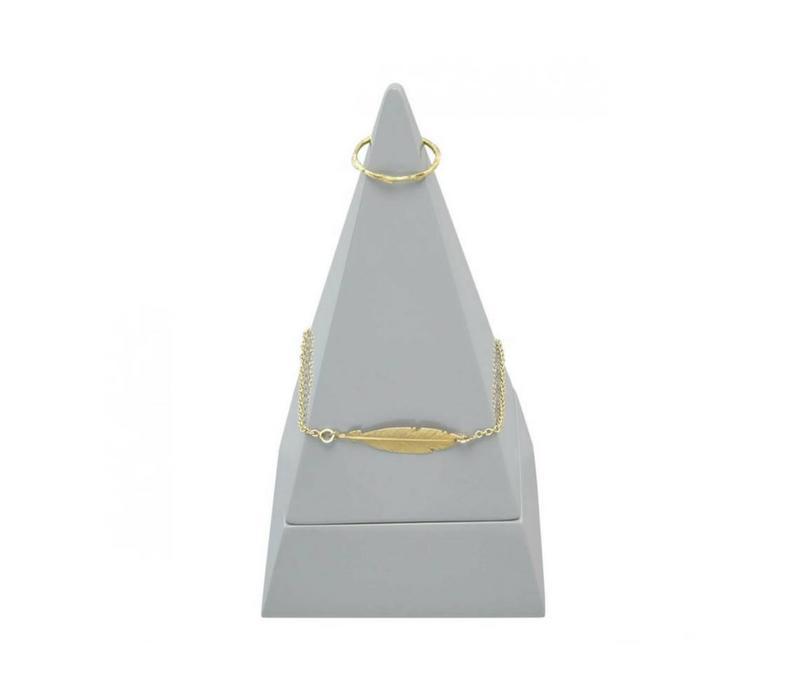 """Large """"Pyramid"""" Peak"""