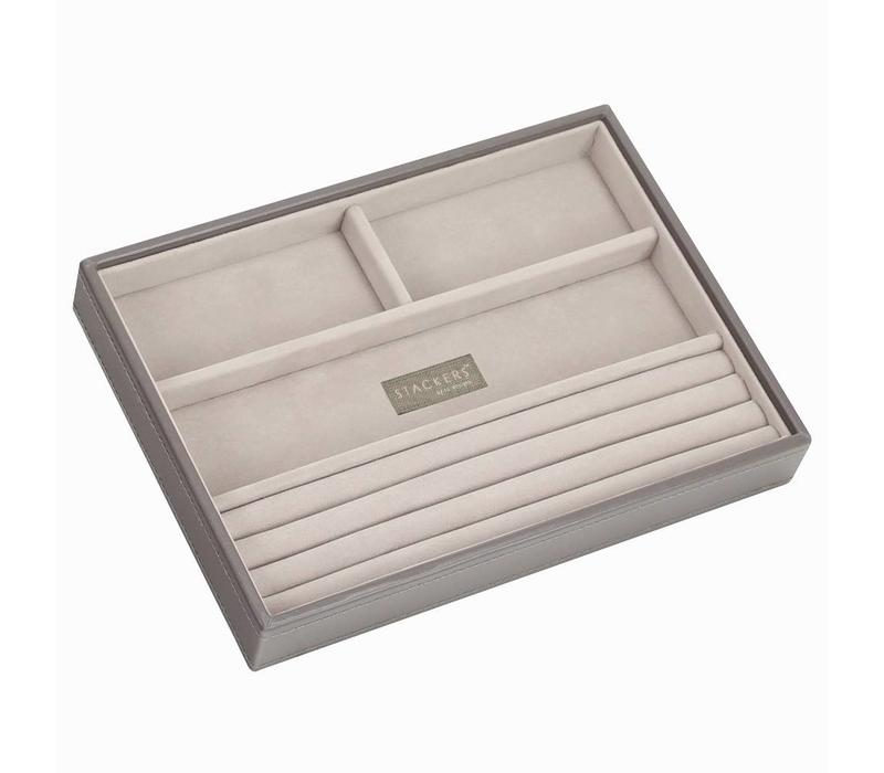 Classic 4-Section Box | Mink & Stone