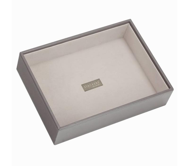 Classic 1-Section Box | Mink & Stone