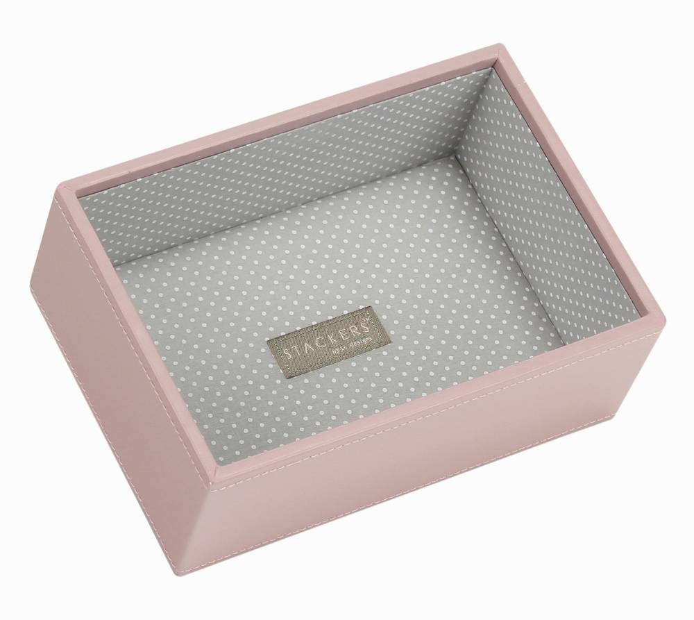 Box Mini 2-Set Stackers in Soft Pink-3