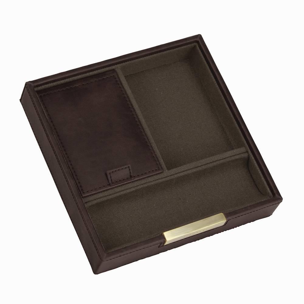Square 2-Set in Brown & Khaki-2