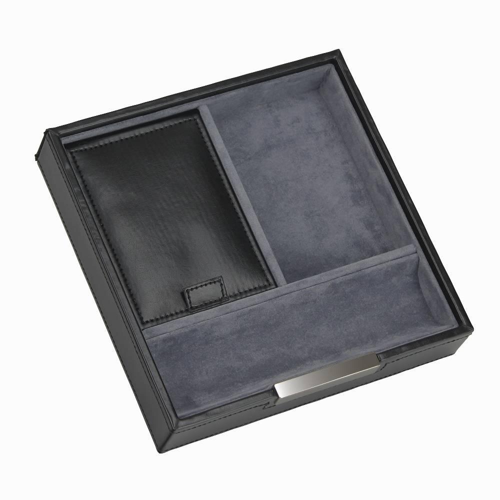 Square Top | Black & Grey-1