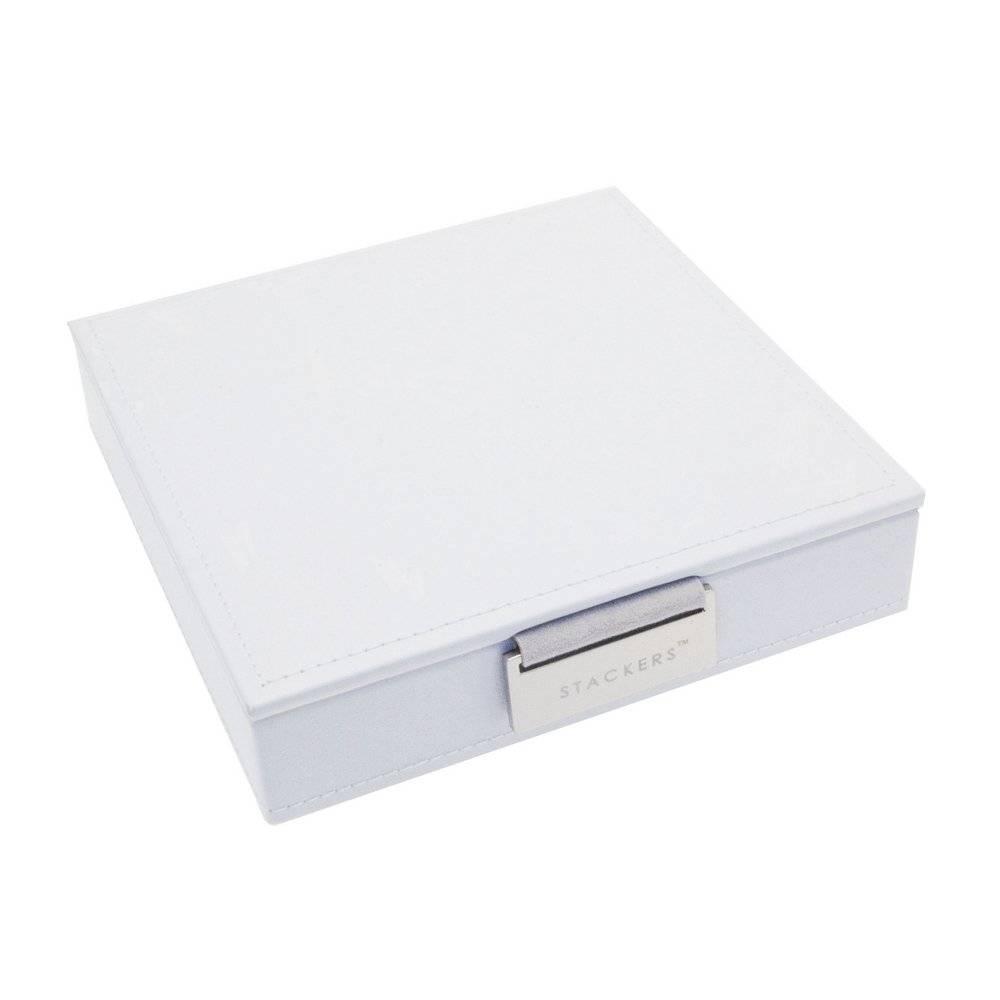 Charm Top Box | White & Stone-1