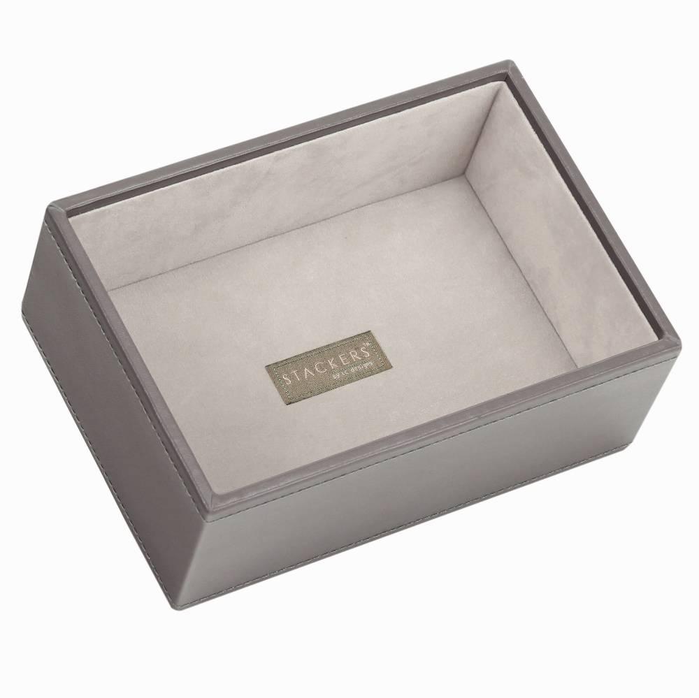 Mini 1-Section Box | Mink & Stone-1