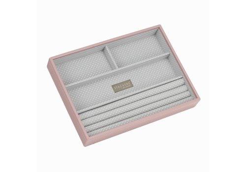 STACKERS Classic 4-Section Soft Pink