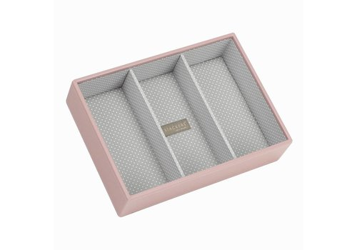 STACKERS Classic Deep 3-Section Soft Pink