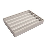 Classic 5-Section Box   Taupe & Grey