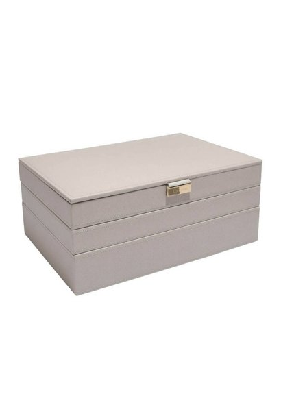 Supersize 3-Set Taupe