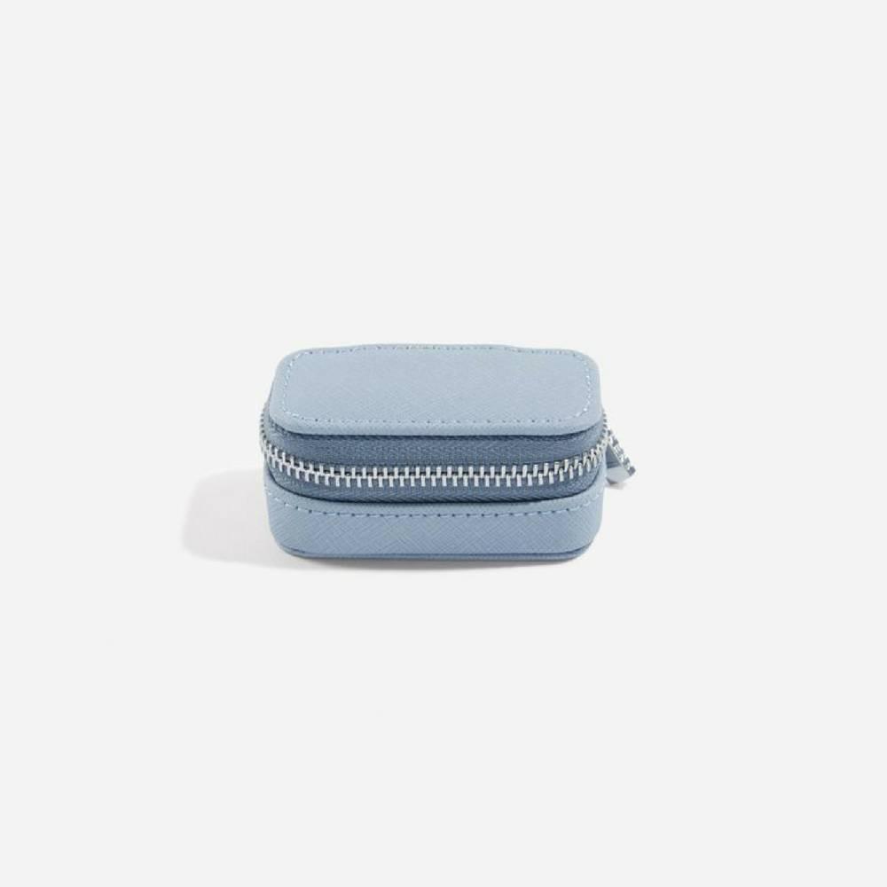 Supersize Etui / Travel Box Set in Dusky Blue & Grey-7
