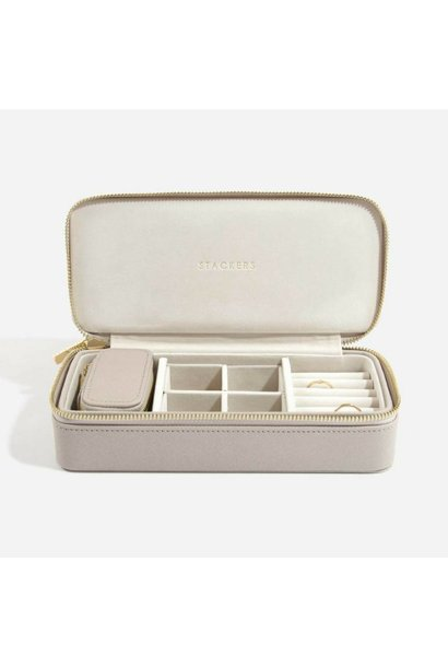 Large Travel Box Set Taupe
