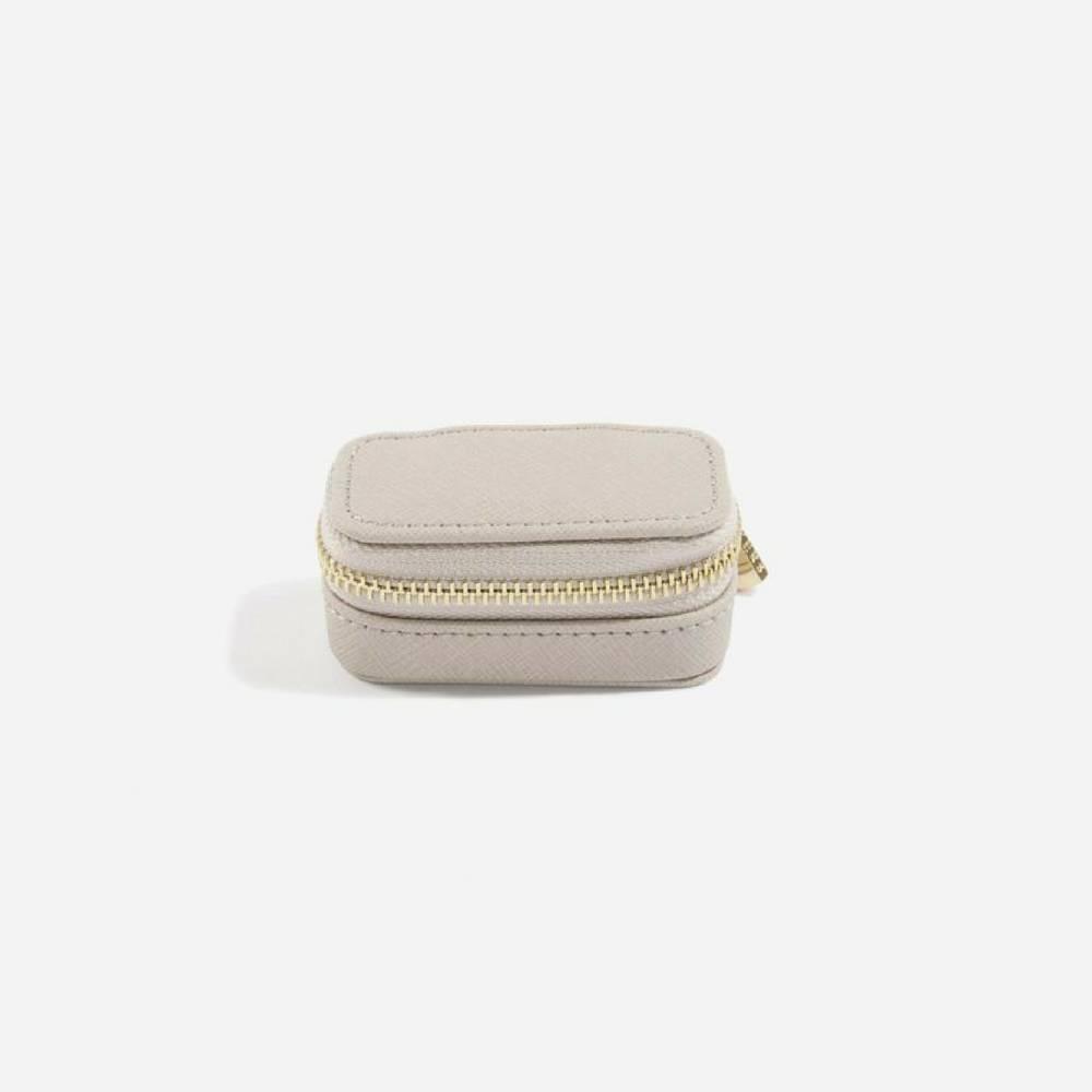 Supersize Etui / Travel Box Set in Taupe & Grey-7