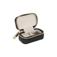 "Mini ""Etui Travel Box"" in Black & Grey"