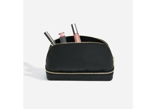 STACKERS Make-Up Bag | Zwart