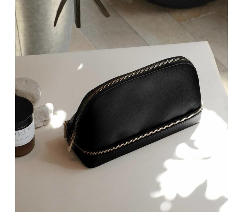 Make-Up Bag in Zwart