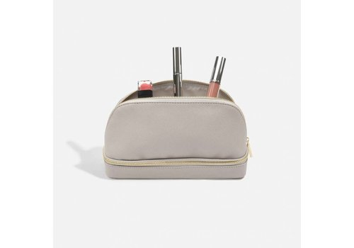 STACKERS Make-Up Bag | Taupe