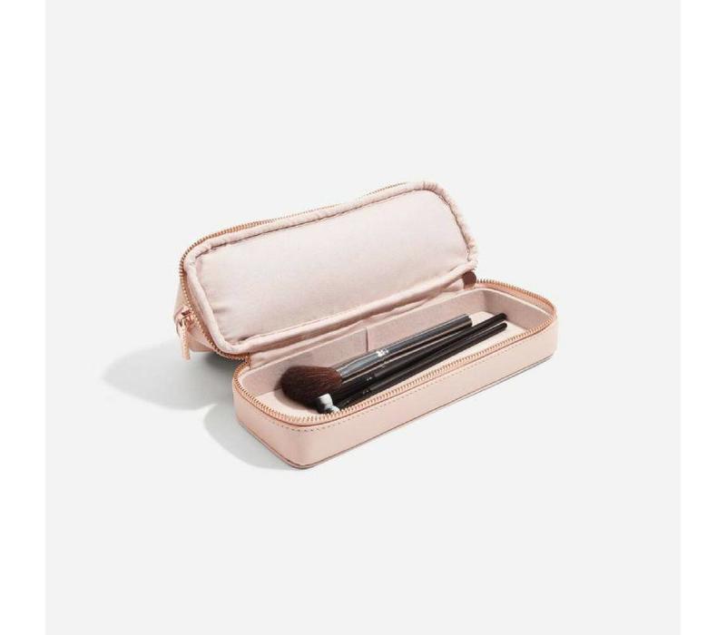Make-Up Bag in Blush
