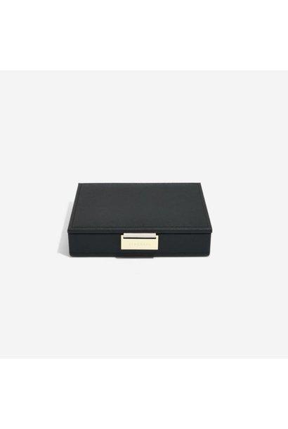 Mini Top-Box | Black & Grey