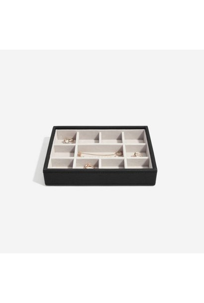Mini 11-Box | Black & Grey