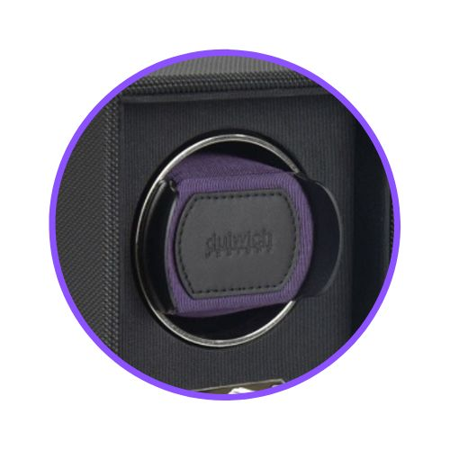 Extra Watch Pads for Watch Winder in 10 Different Colors-6