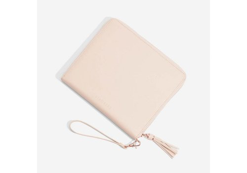 STACKERS Clutch | Blush