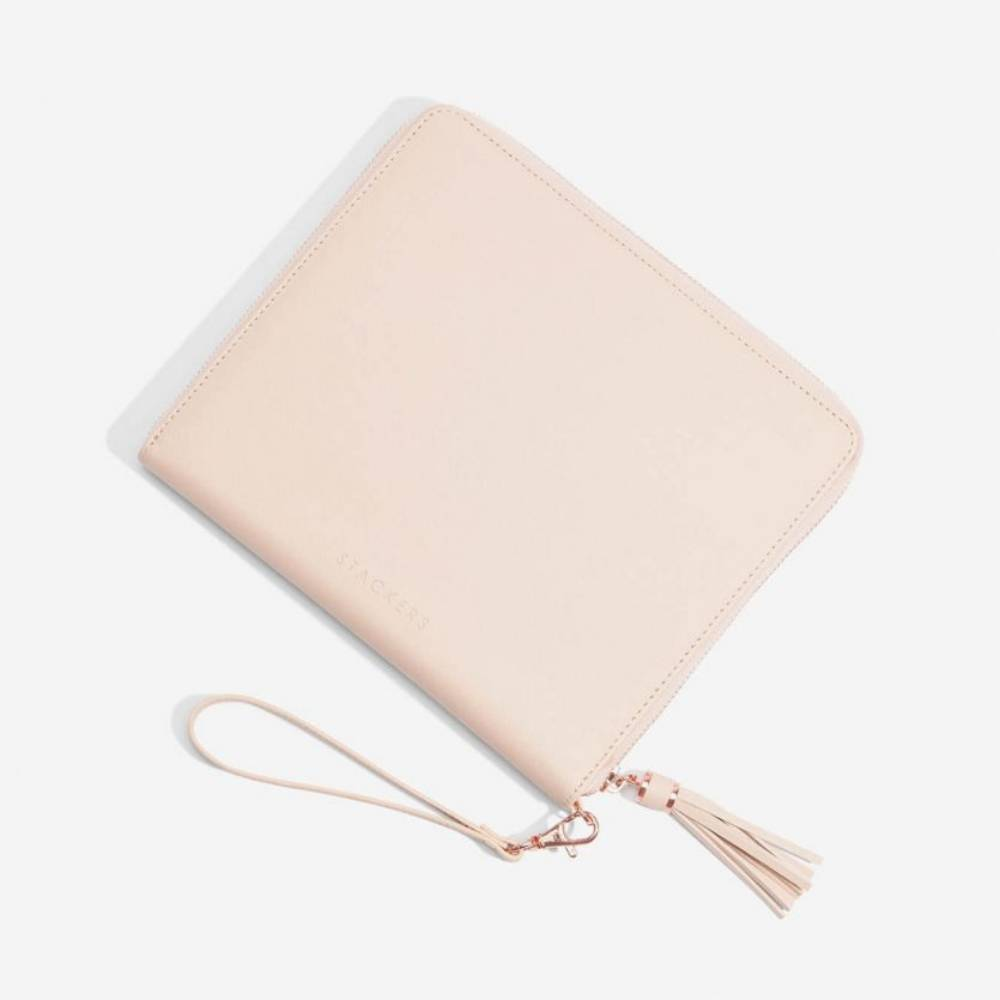Clutch in Blush-1