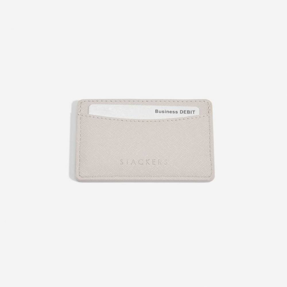 Card Holder Taupe-3