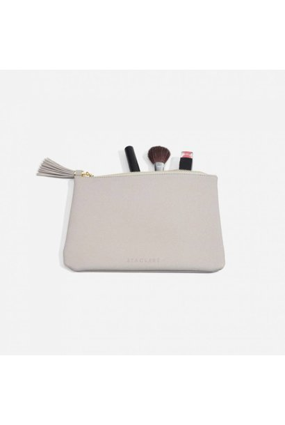 MakeUp Pouch Taupe