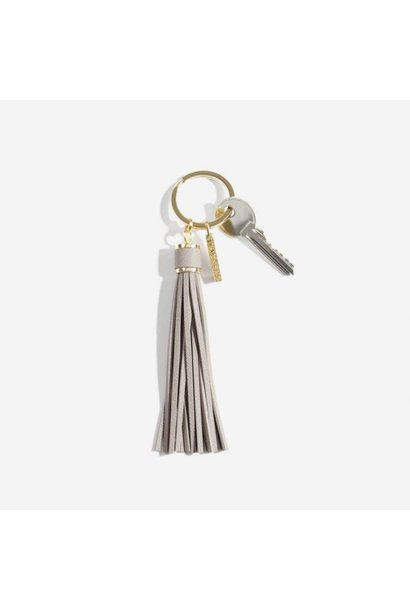 Key Ring Taupe