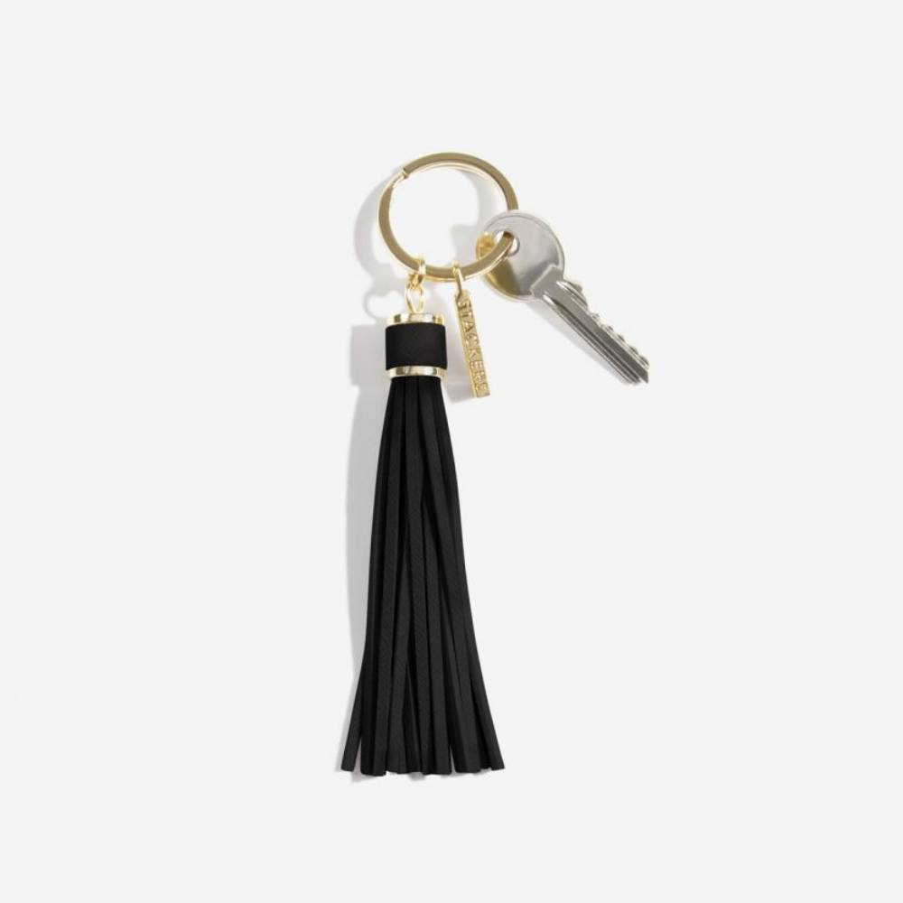 Key Ring Black-1