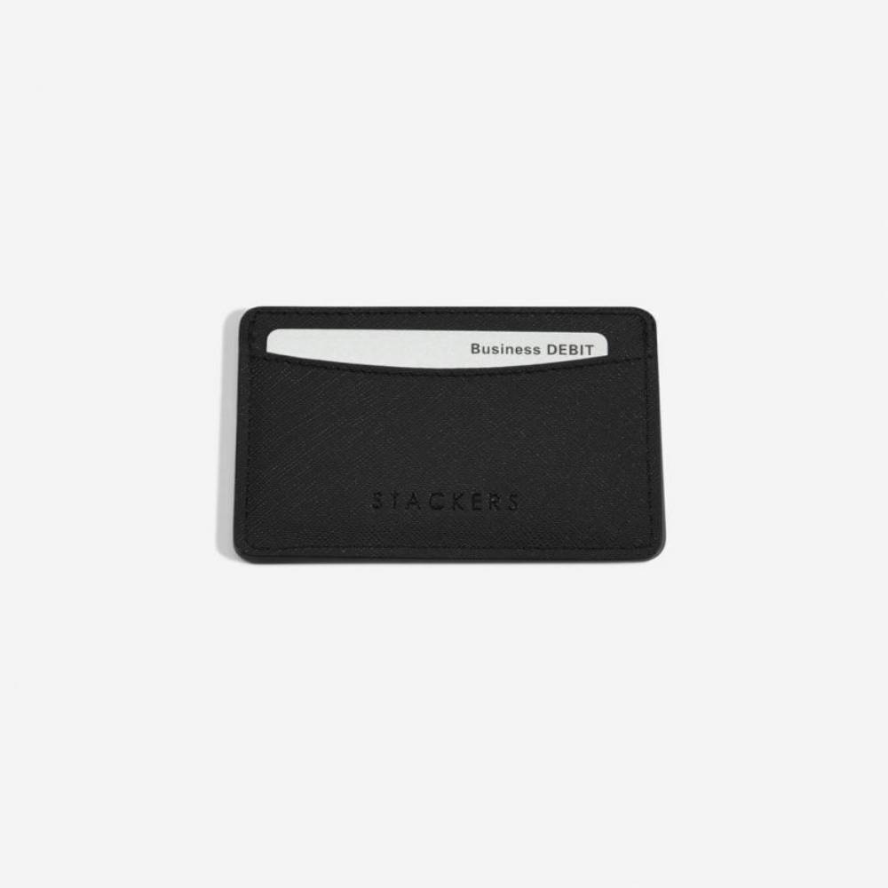Card Holder Black-1