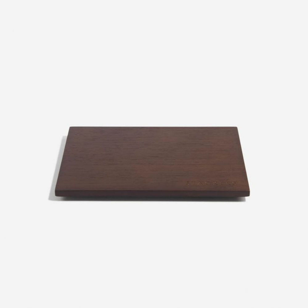 Dark Wooden Lid for STACKERS Mini Jewelry Box-1