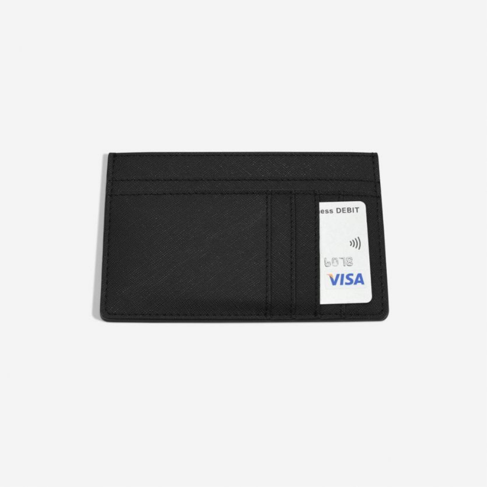 Card Holder Black-2