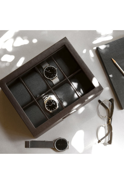 8-Watch Box Brown