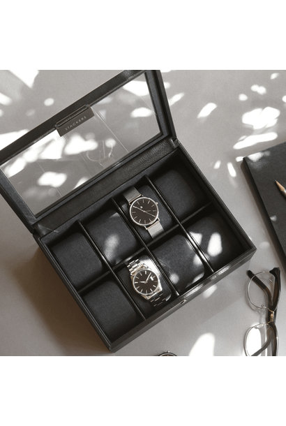 8-Watch Box Black