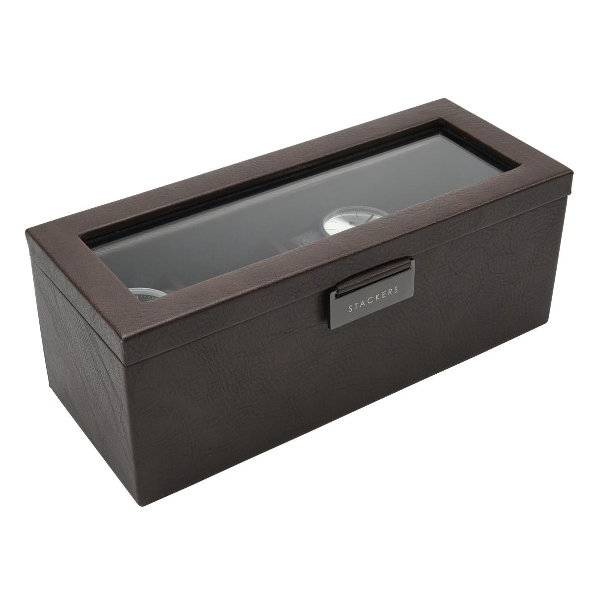 4-Watch Box Brown-3