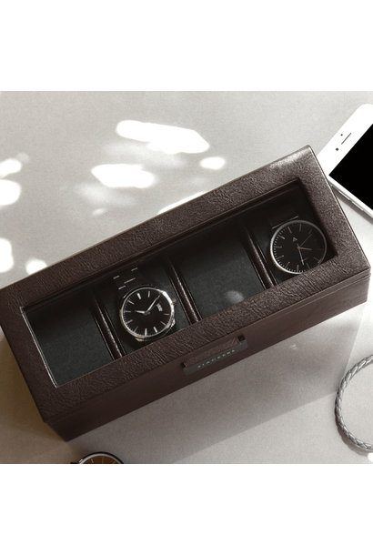 4-Watch Box Brown