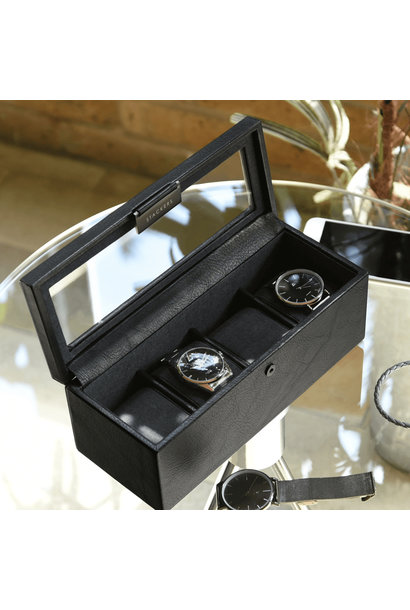 4-Watch Box Black