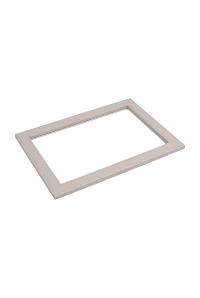 Classic Glass Lid Taupe