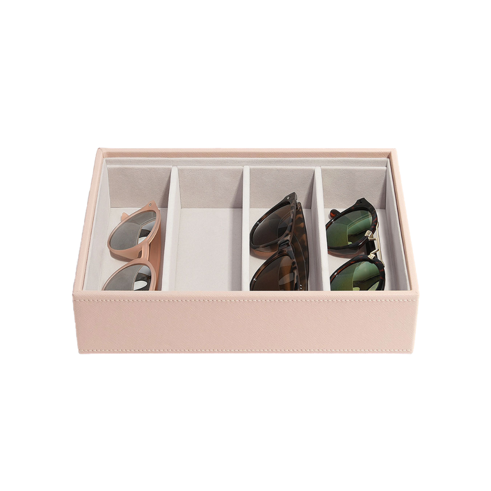 Classic Eyewear Storage Box Blush-1