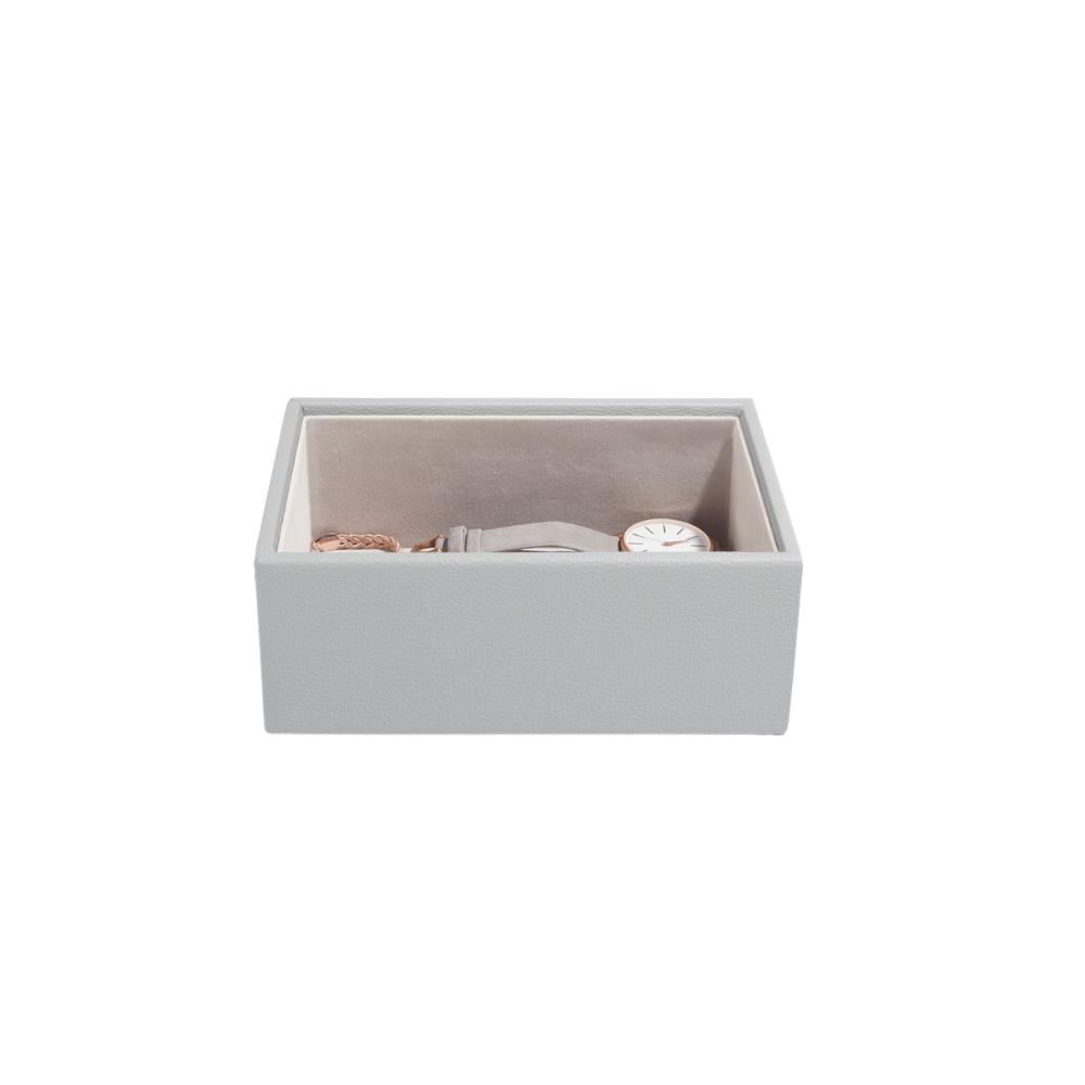 Mini 2-Set Pebble Grey & Grey Velvet-3