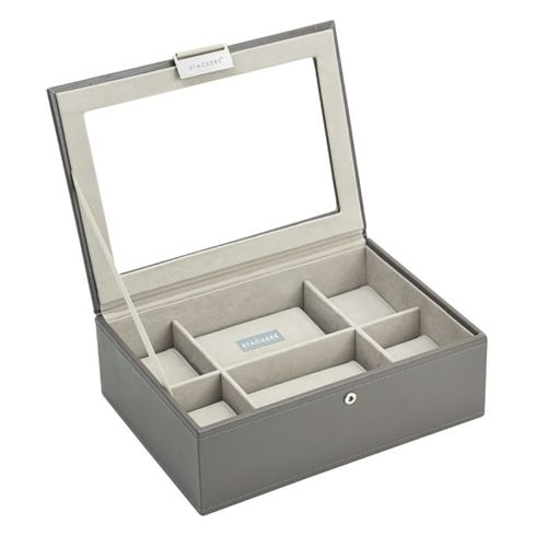 Classic Watch Box | Mink & Stone-4