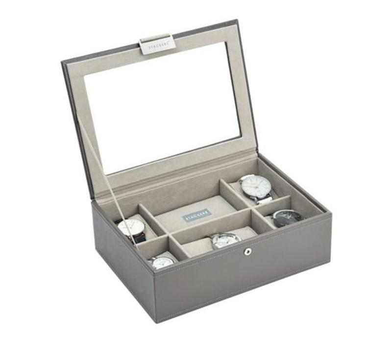 Classic Watch Box | Mink & Stone