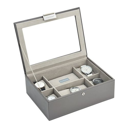Classic Watch Box | Mink & Stone-2