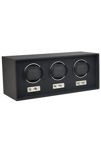 Watch Winder | Triple + GRATIS Watch Tray